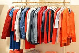 Multiple types of hangers for different clothing styles