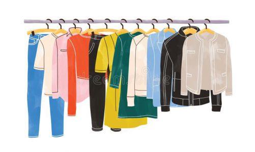 Garment hangers in Tirupur Indian Hanger Market